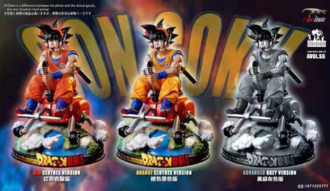 T-Rex studio - Son Goku [3 variants]