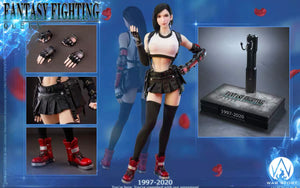 War Story - Tifa [1/6 scale]