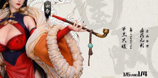 Third Eye Studio - Boa Hancock In Chinese Attire [1/6 scale or 1/4 scale]