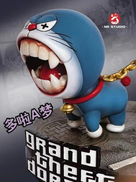 M3 Studio - GTA Doraemon