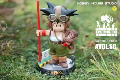 Hobby House - Young Son Goku