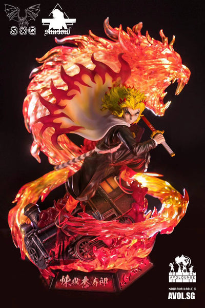 Sxg Studio X Shadow Studio - Flame Pillar Rengoku Kyojuro