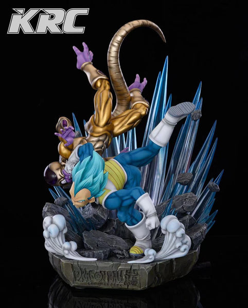 KRC Studio - Vegeta Vs Golden Frieza [1/6 scale]