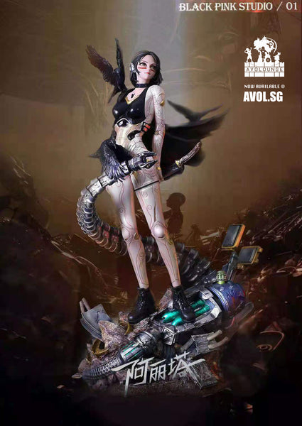Black Pink Studio - Battle Angel Alita [1/4 scale]
