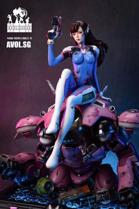 MKE Studio - Mecha DVA + Cast Off 1/4 scale [2 variants]
