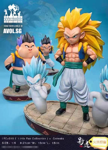 Little Fun collection - Gotenks [1/6 scale]