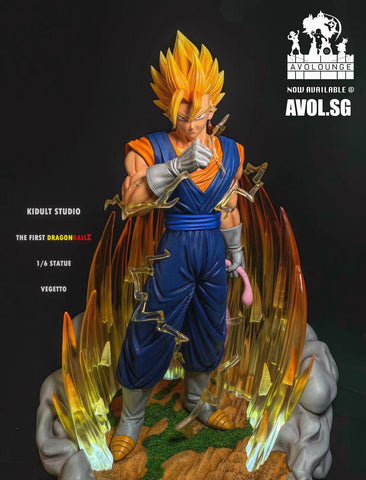 Kidult Studio - Vegetto [1/6 scale]