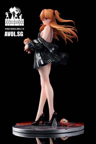 ASS - EVA Asuka  [1/7 scale and 1/4 scale]