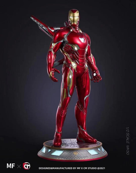 MF x CM Studio - Iron Man Mark 50 [1/2 scale]