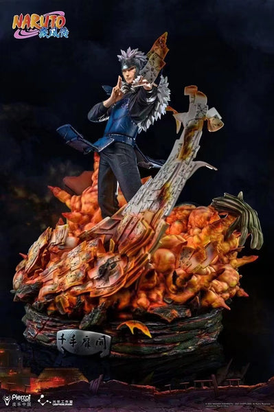 Frame Art - Anime Gold Note collection with frame