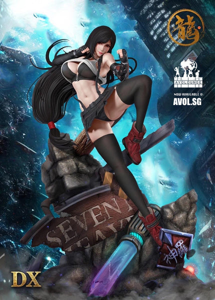 Dragon Studio - Tifa Deluxe Version/  Exclusive Version