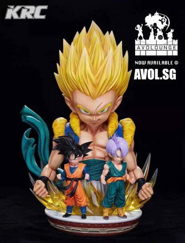 KRC Studio - WuTian Trunks [1/6 scale]