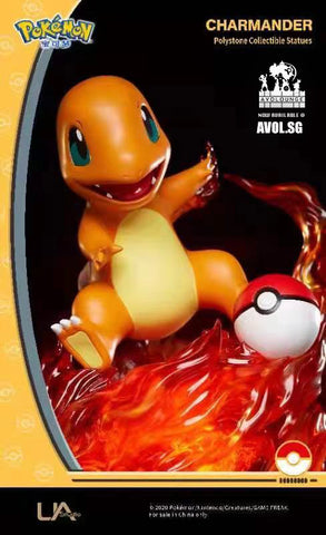 Unique Art Studio - Charmander