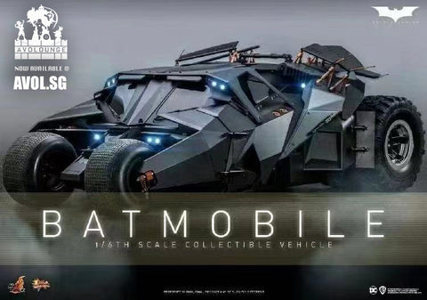 Hot Toys - Batman Mobile  [1/6 scale]