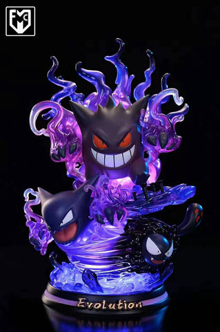 MFC Studio -  Gengar Family