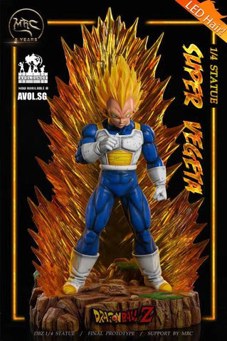 MRC Studio - Super Seiya Vegeta