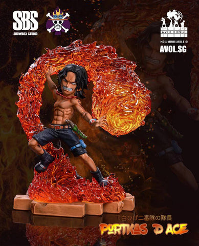 Show Box Studio - Whitebeard Pirates Ace