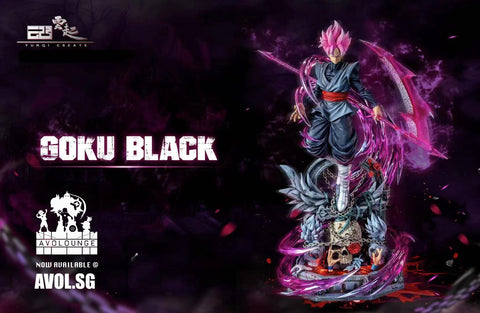 YunQi Create - Rose Goku Black