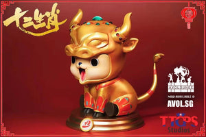 TTCP Studio - Chopper Cosplay Zodiac Gold Cow [WCF]
