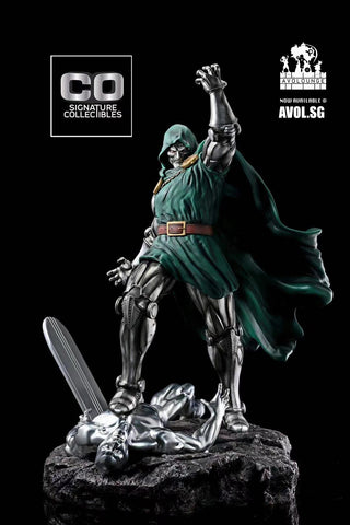 CO Singature Collectable - Doctor Doom