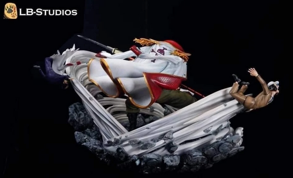 LB Studio - WhiteBeard [1/4 scale] Exclusive Version