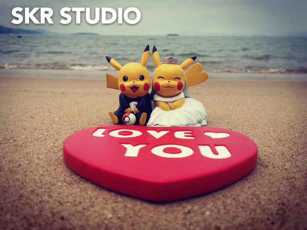 SKR Studio - I Love You