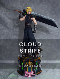 Pink Pink Studio - Cloud Strife