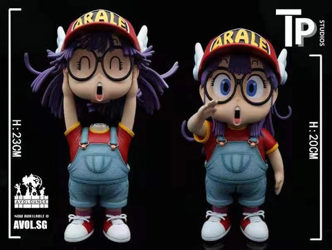 TP Studio - Arale Head Raise/ Salute Post [2 variants]