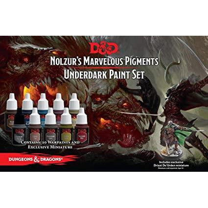 Nolzur's Marvelous Pigments Underdark Paint Set