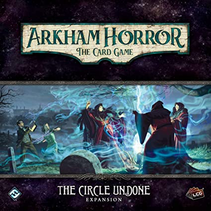 Arkham Horror LCG: The Circle Undone Expansion