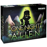 One Night Ultimate Alien (stand alone or expansion)