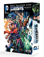 DC Comics Deck-Building Game: Crisis Expansion Pack 1