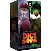 Dice Throne: Season 2 - Box 2 - Tactician vs Huntress