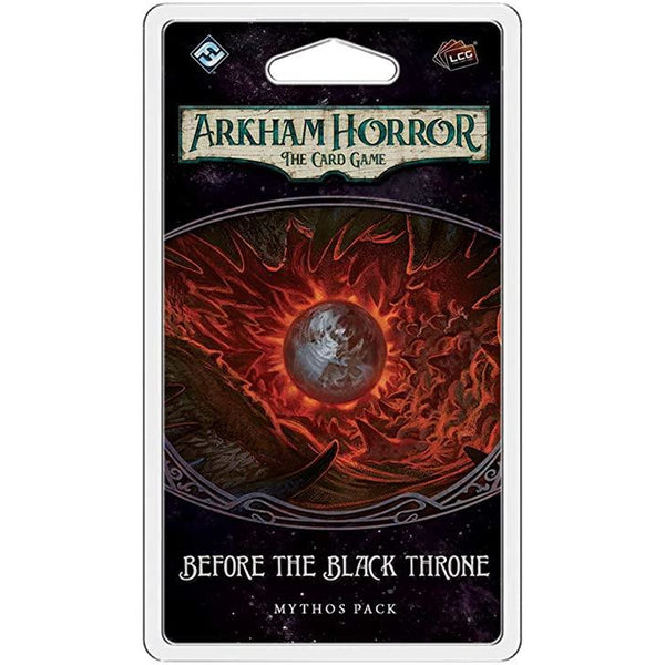 Arkham Horror LCG: Before the Black Throne Mythos Pack (The Circle Undone 6)