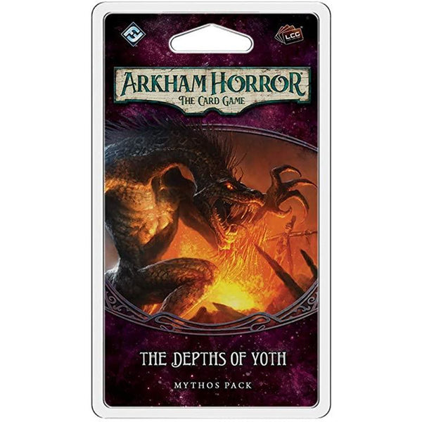 Arkham Horror LCG: The Depths of Yoth Mythos Pack (Forgotten Age 5)