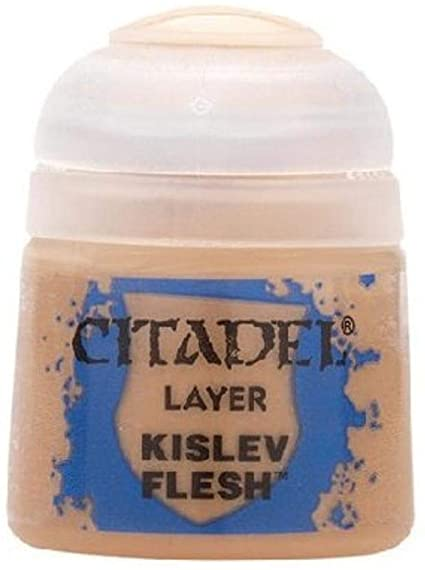 Citadel Paint: Layer