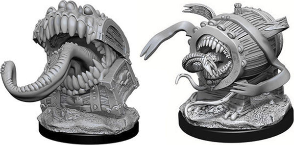 Dungeons & Dragons Nolzur`s Marvelous Unpainted Miniatures: W4 Mimics