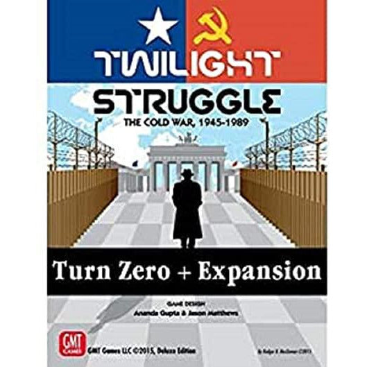 Twilight Struggle Turn Zero