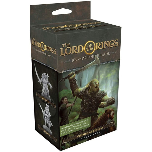 Lord of the Rings: Journeys in Middle-Earth - Villains of Eriador Pack