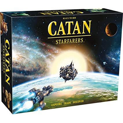 Catan: Starfarers (2nd Edition)