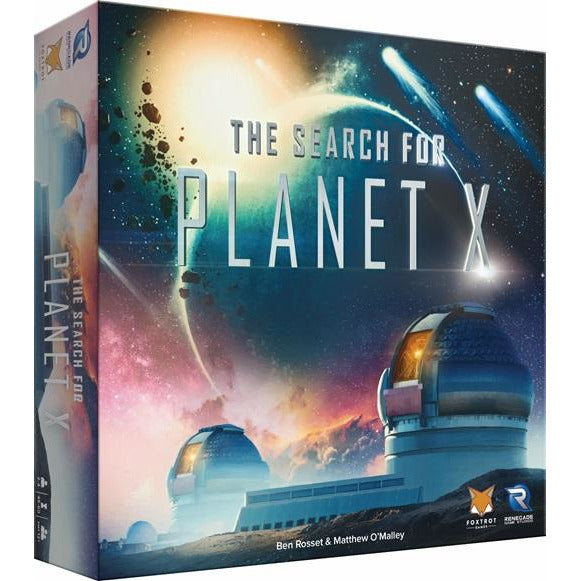 The Search for Planet X