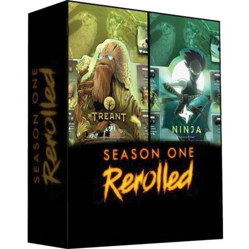 Dice Throne: Season 1 Rerolled - Box 4 - Treant vs. Ninja