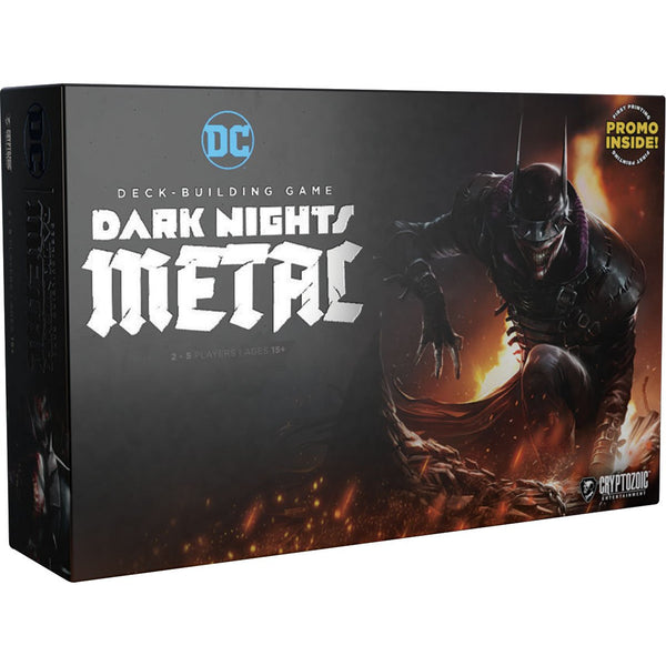 DC Comics Deck-Building Game: 5 - Dark Nights Metal (stand alone or expansion)