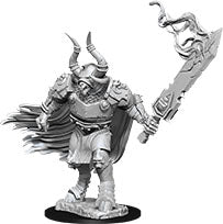 Pathfinder Deep Cuts Unpainted Miniatures: W12 Minotaur Labyrinth Guardian