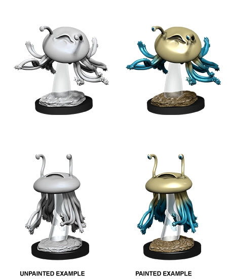Dungeons & Dragons Nolzur`s Marvelous Unpainted Miniatures: W12 Flumph
