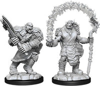 Dungeons & Dragons Nolzur`s Marvelous Unpainted Miniatures: W12 Orc Adventurers