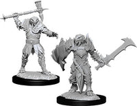 Dungeons & Dragons Nolzur`s Marvelous Unpainted Miniatures: W12 Male Dragonborn Paladin