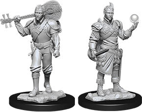 Dungeons & Dragons Nolzur`s Marvelous Unpainted Miniatures: W12 Male Half-Elf Bard