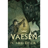 Vaesen Nordic Horror RPG: Card Deck