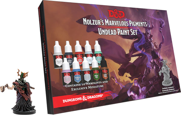 Nolzur's Marvelous Pigments Undead Paint Set